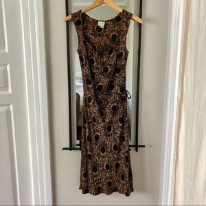Tracy Reese silk dress